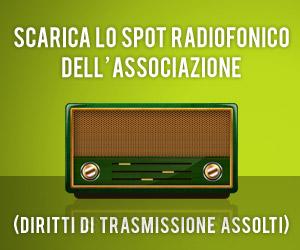 spot radiofonico