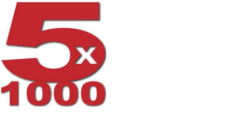 Più di 19000 Euro per il 5 x 1000 Anno 2015