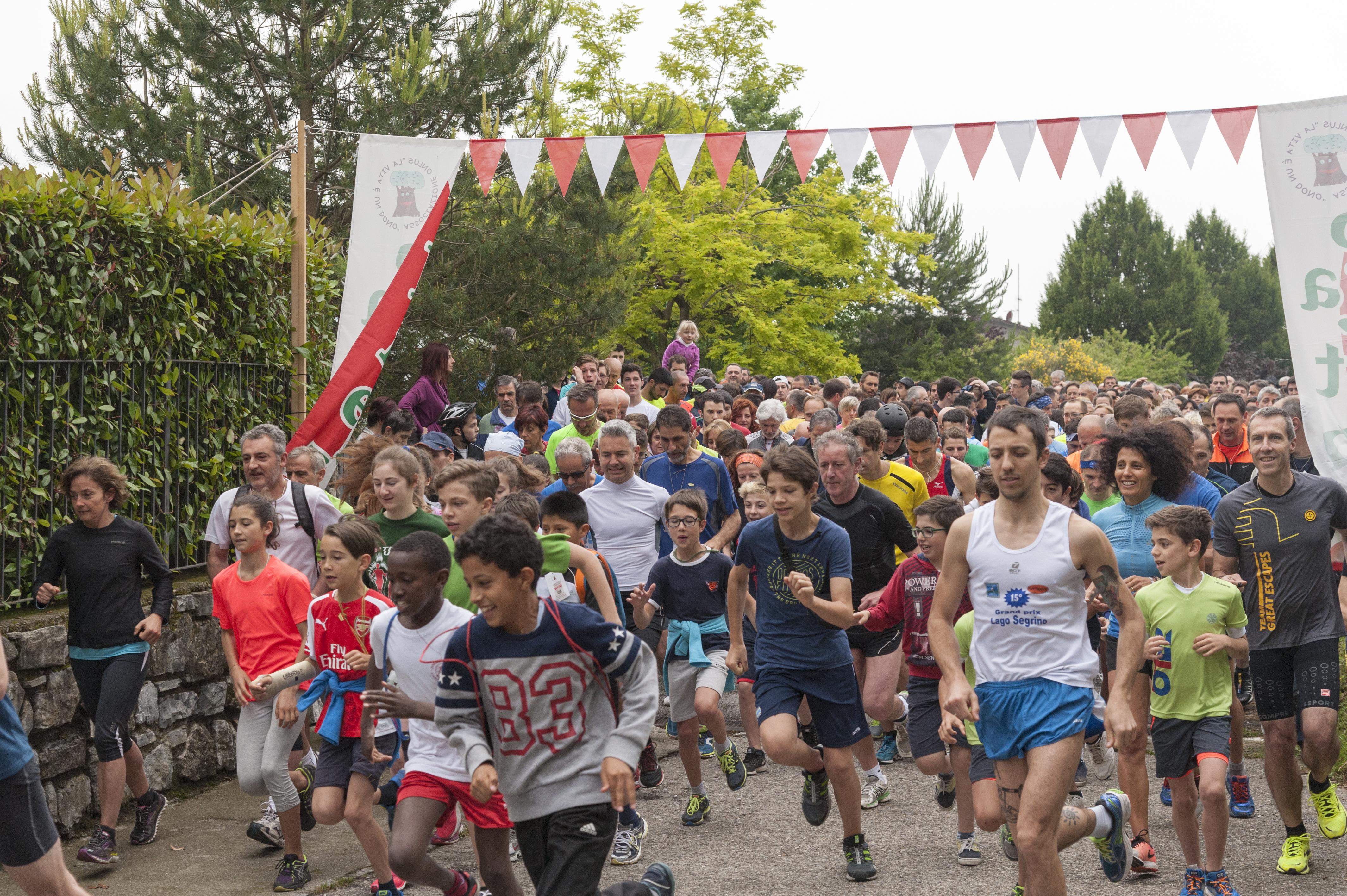 biglietti vincenti IX Camminata