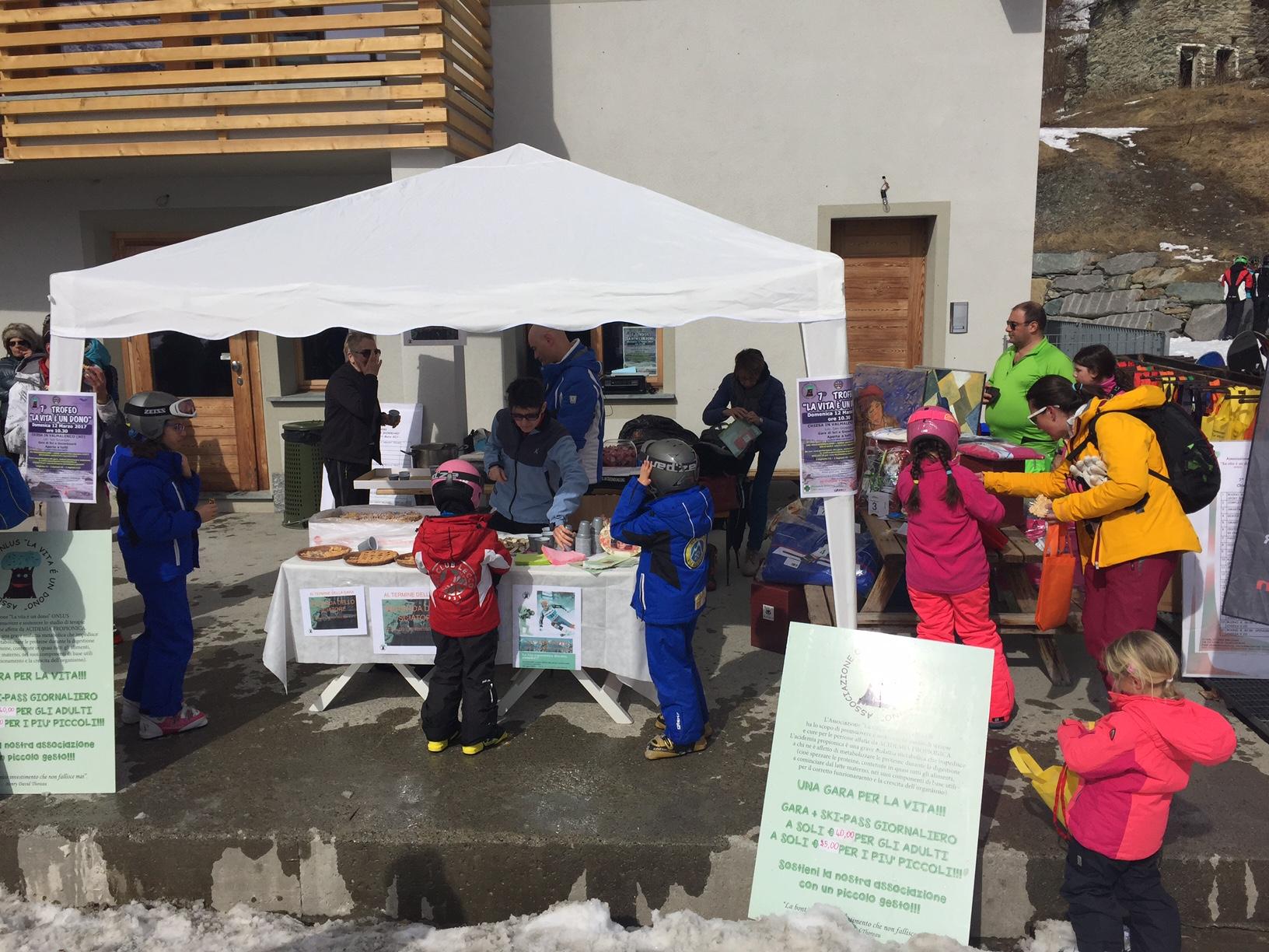 7° Trofeo La Vita è un Dono Chiesa in Valmalenco