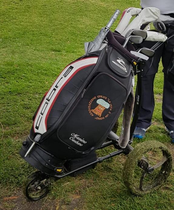 Ringraziamento 12° Trofeo Davide Carbone al Golf Lecco
